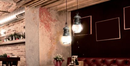 Brass Outdoor Pendants/Ceiling lamps